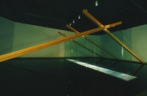 Floating Corridor of Forbidden Entry